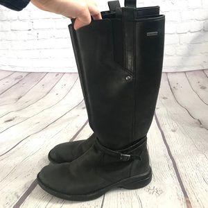 Merrell Captiva Strap Leather Calf Boots Sz 7